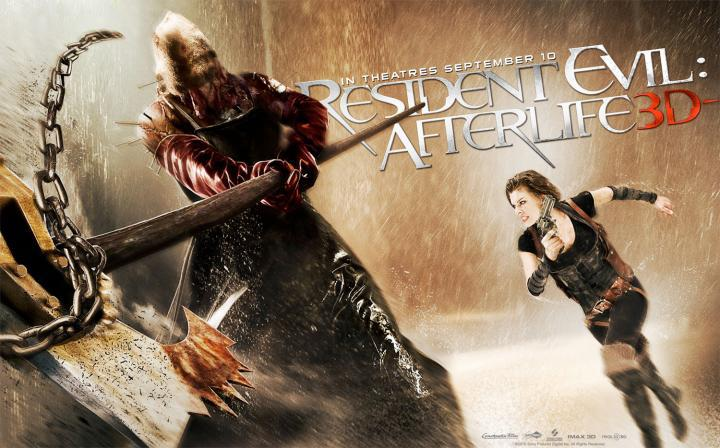 Resident Evil Afterlife Blueprint Review
