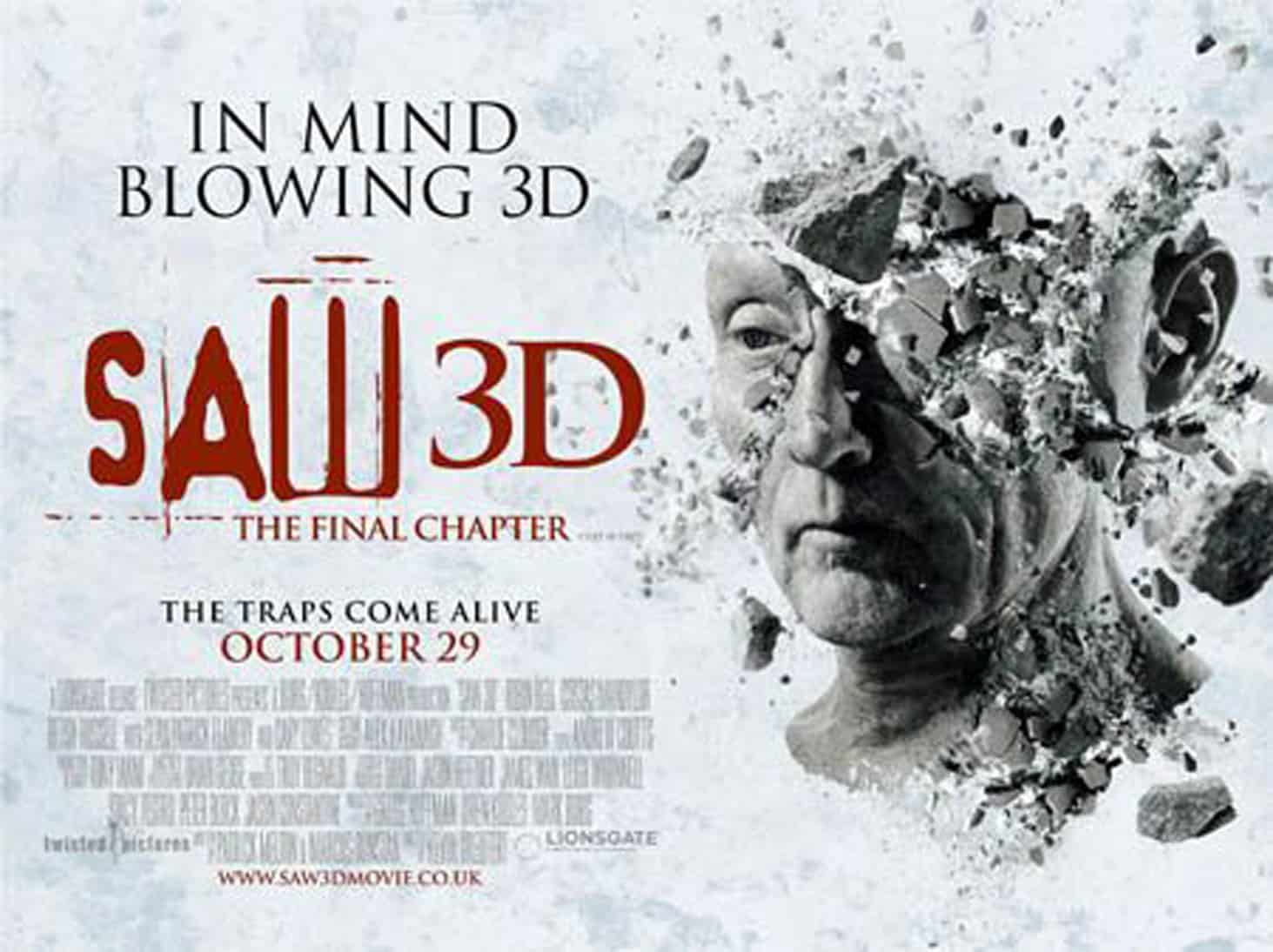 Saw 3d the final chapter blueprint review malvernweather Image collections