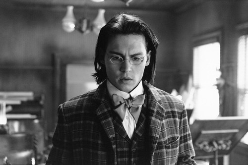 Johnny Deep dans dead man
