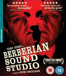 Berberian Sound Studio Blu Ray