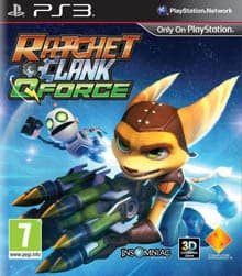 Ratchet and Clank QForce box