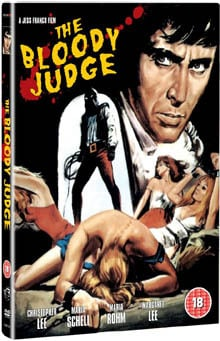 BLoody Judge DVD