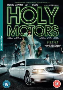 Holy Motors DVD