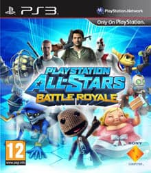 Playstation allstars battle royale box