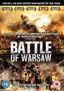 Battle of Warsaw DVD box