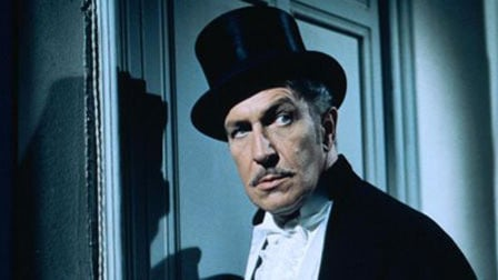 House of 1000 Dolls Vincent Price