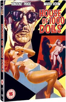 House of 1000 dolls DVD