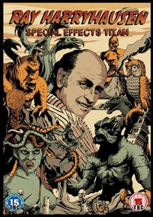 Ray Harryhausen DVD