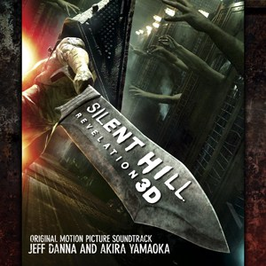 SILENT HILL REVELATION COVER