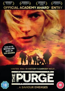 Purge DVD Cover