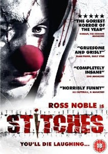 Stitches dvd cover