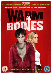 warm bodies dvd