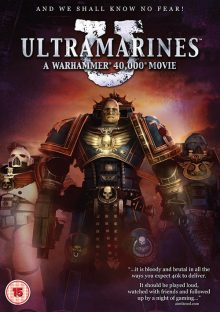 Ultramarines DVD cover