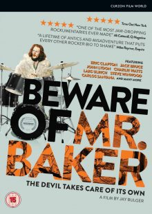 Beware of Mr Baker DVD