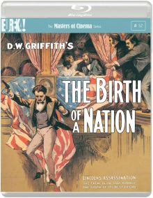 Birth of a Nation Blu Ray