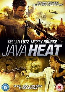 Java Heat DVD
