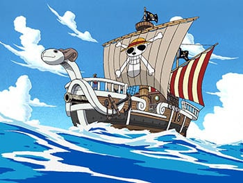 One Piece Ship SMALL