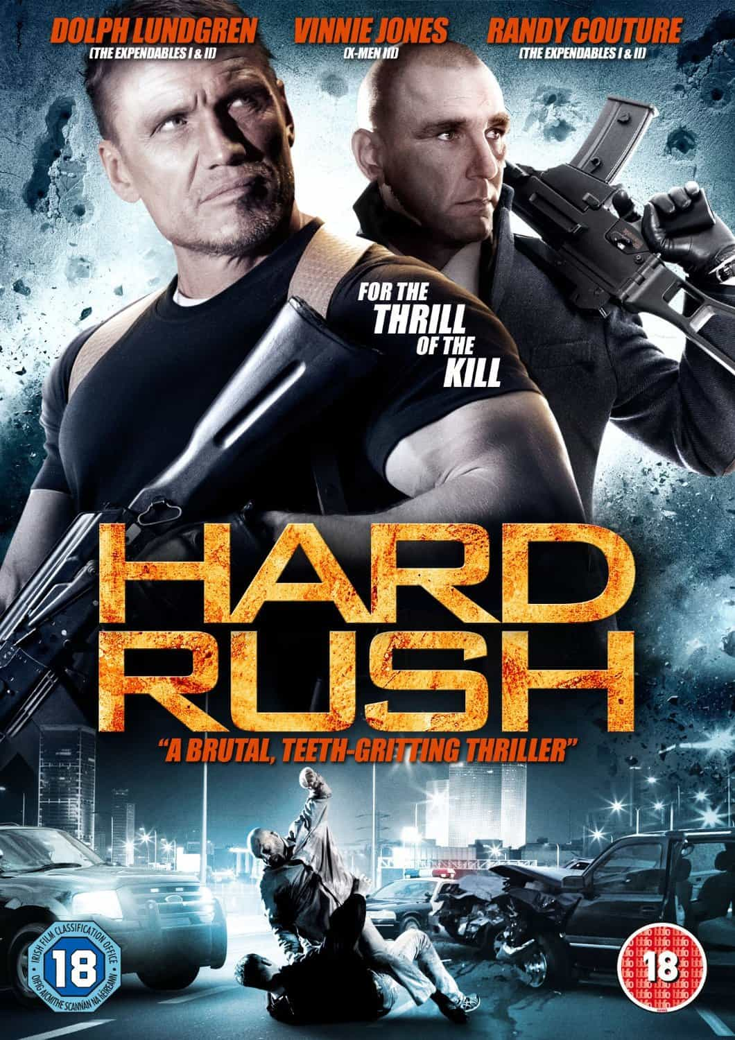 Hard rush dvd review blueprint review hardrush voltagebd Image collections