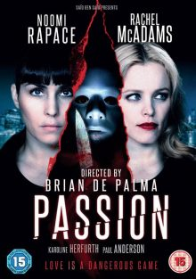 Passion DVD cover