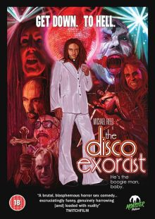 Disco Exorcist DVD