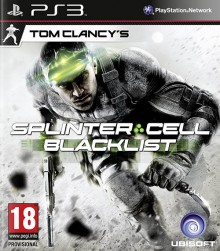 Splinter Cell cover