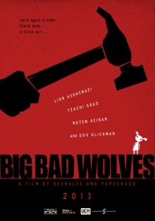big-bad-wolves poster
