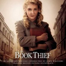 Book Thief Soundtrack cover