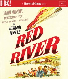 Red River Blu Ray box