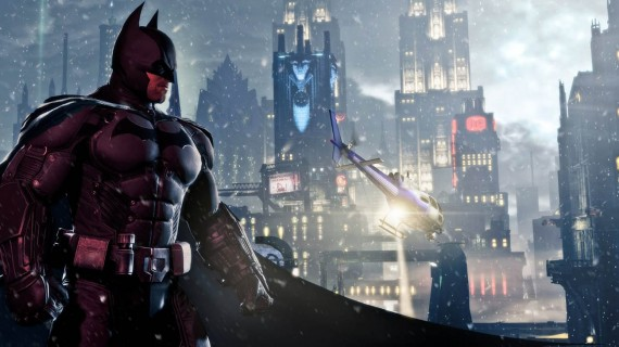 Batman Arkham Origins still
