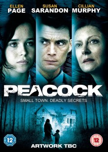 Peacock DVD cover