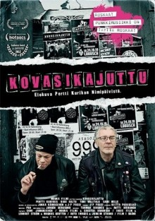Punk Syndrome Finnish DVD