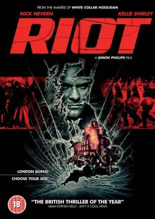 Riot DVD cover
