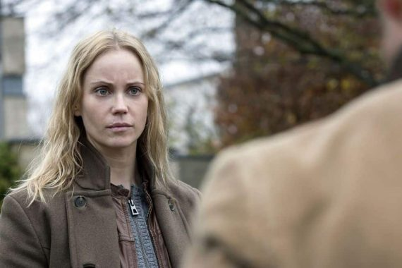 Sofia Helin as Saga Norén