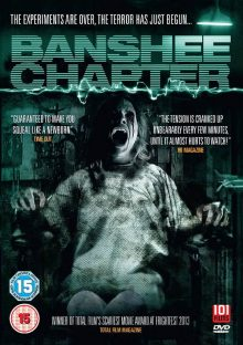 Banshee chapter DVD cover
