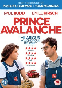 Prince Avalanche DVD cover