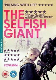 Selfish Giant DVD cover