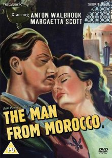 The Man From Morocco DVD