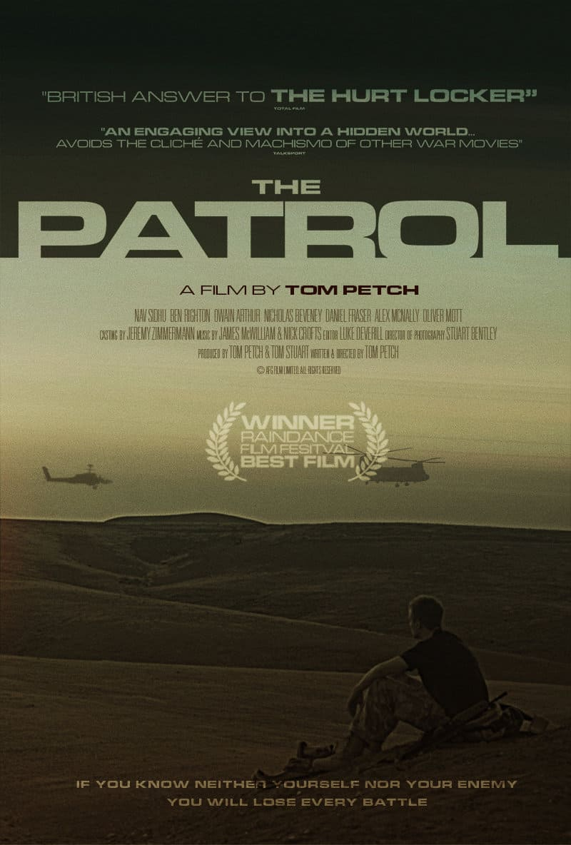 The Patrol (2013) Poster