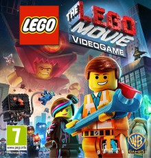 Lego Movie Videogame cover