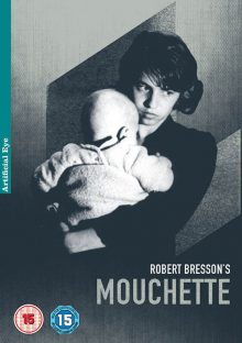Mouchette DVD cover