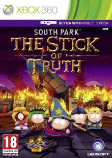 South Park the Stick of Truth cover