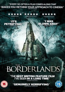 The Borderlands DVD cover