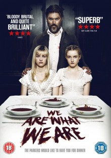 We are what we are DVD cover