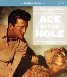 Ace in the Hole blu ray Cover