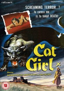 Cat Girl DVD