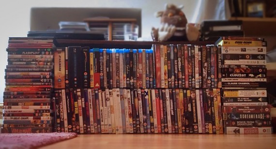 DVD stack EDIT