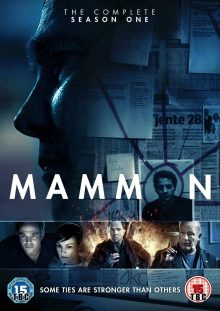 Mammon DVD cover