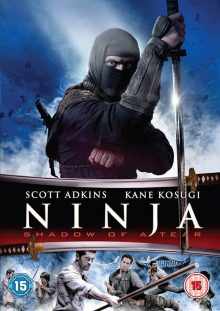 Ninja Shadow of a tear DVD
