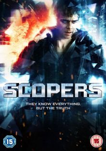 Scopers DVD cover