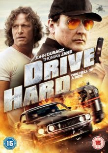 Drive Hard DVD cover